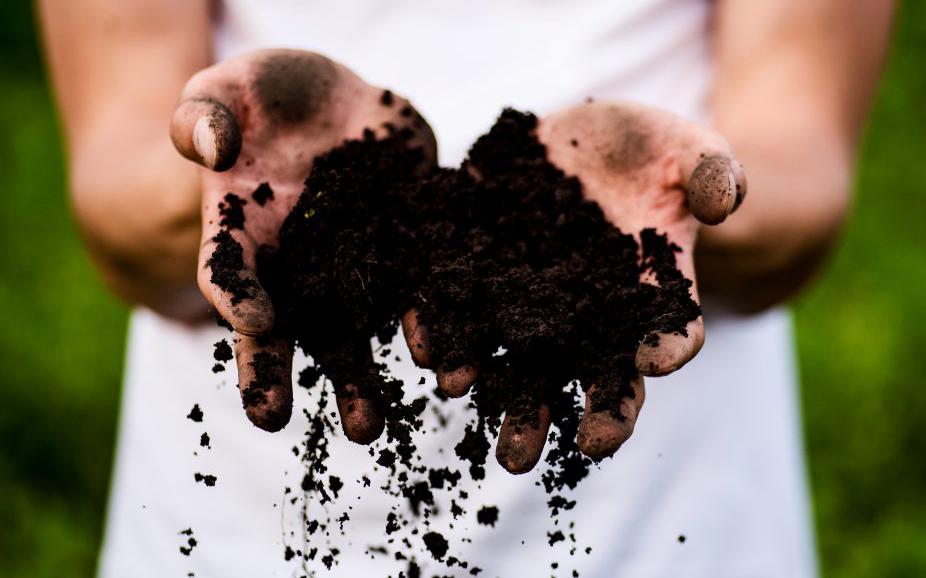 Úrodný kompost