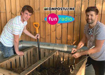 O možnostiach ako kompostovať vo Funrádiu