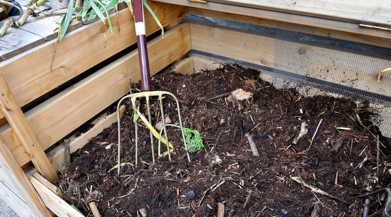 Obrázok k článku s názvom Ako kompostovať v záhrade?