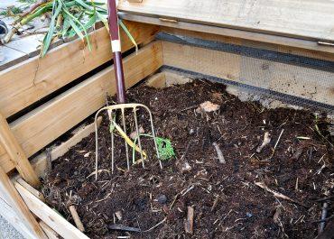 Ako kompostovať v záhrade?