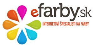 efarby, internetový špecialista na farby