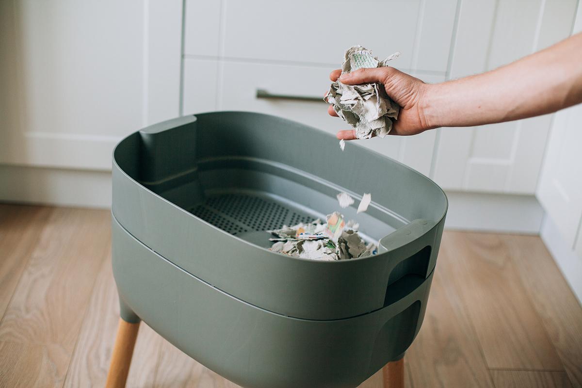 Recyklovaný pepier