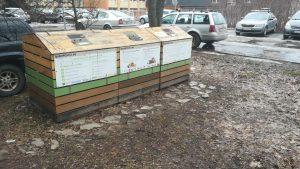 Komunitný kompostér Bajzova ulica