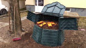 Komunitný kompostér Standard 1100 L