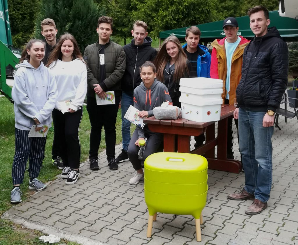 Workshop výroby domáceho kompostéru