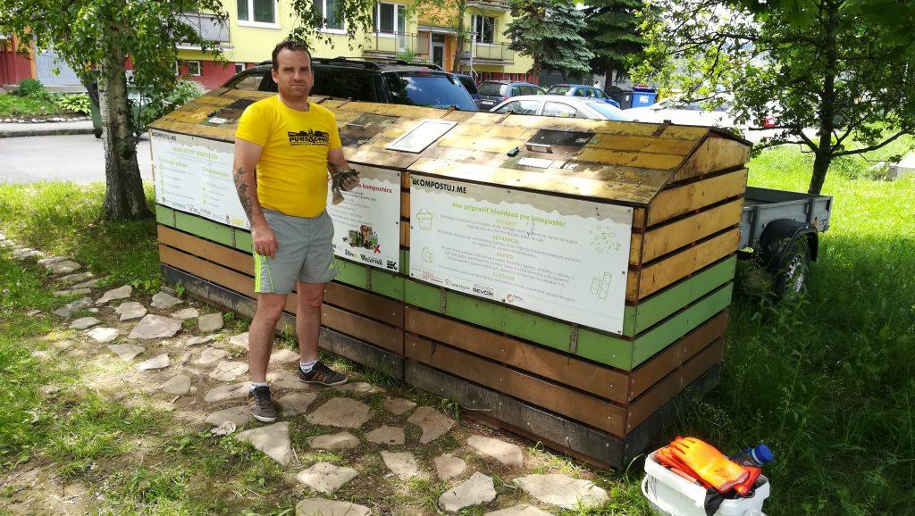 Kompostmajster Vlado
