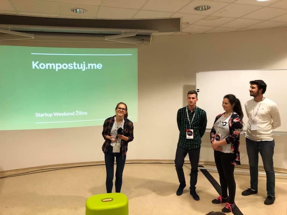 Startup Weekend 2019 Kompostuj.me