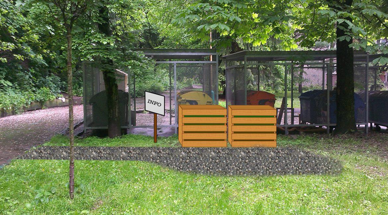 Zárodok projektu komunitné kompostovanie v Žiline