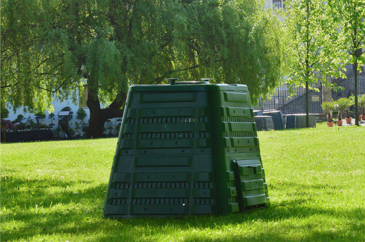 Záhradný kompostér PROFI 400 L web