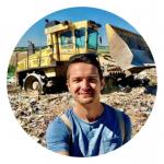 ROZHOVOR: Ekologický osvetár Viktor Vincze kompostuje!
