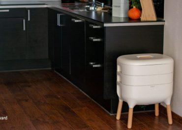 Bytový kompostér Urbalive získal dizajnérske ocenenie: Red Dot Design Award