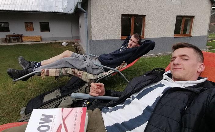 Michal a Martin zdieľajú život