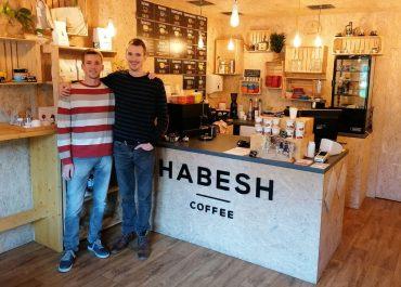 Kompostujme a Habesh Coffee. 6 vecí, ktoré nás spájajú.