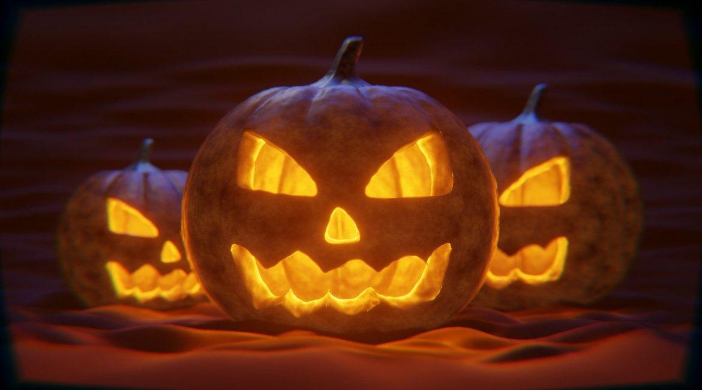 hallowenska tekvica